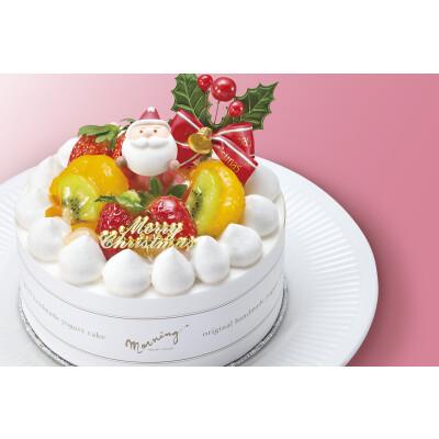 ヨーグルト専門店からクリスマスケーキのご案内