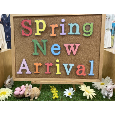 Spring🌸New Arrival